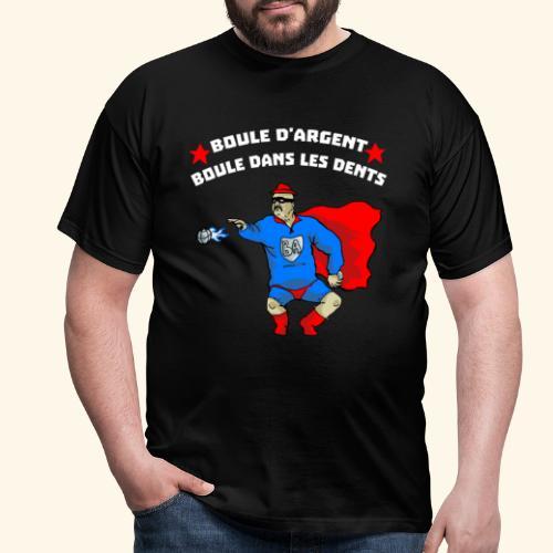 boule d' argent - T-shirt Homme