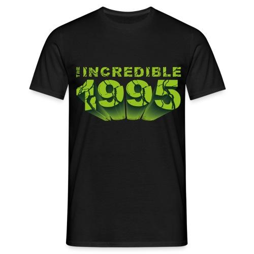 The incredible year 95 - Maglietta da uomo