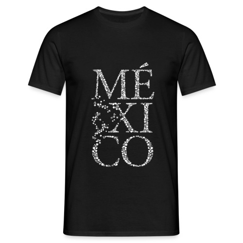 México (weiß) - Männer T-Shirt