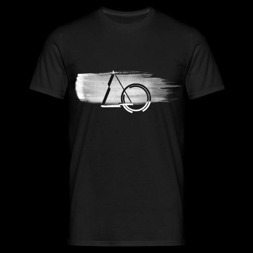 Large shape Paint - Men's T-Shirt