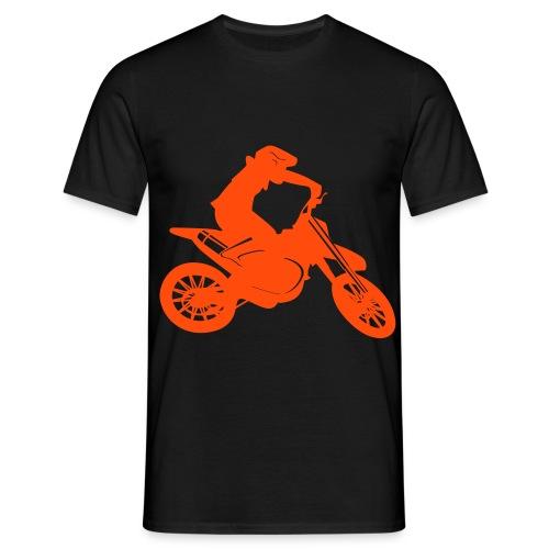 Motocross Bike - Männer T-Shirt