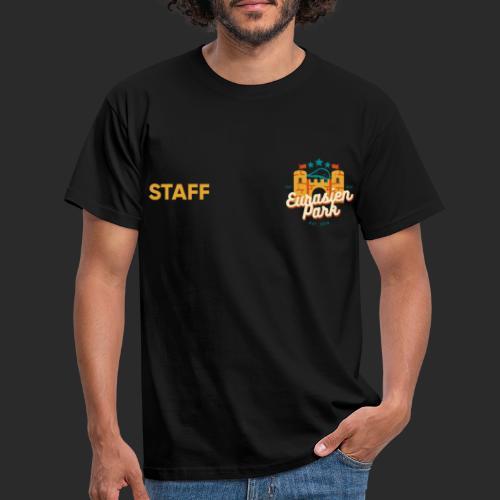 EURASIEN PARK Staff Supply - Männer T-Shirt
