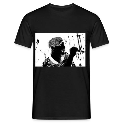 sanna comic - Männer T-Shirt