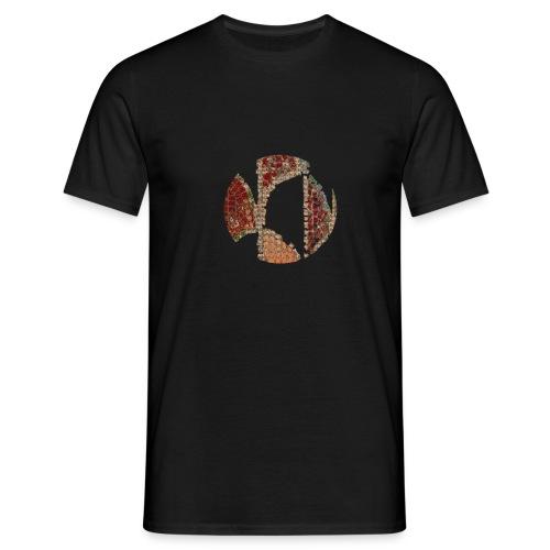weird circle - Männer T-Shirt