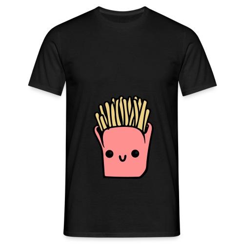 cartoon-chips-2029737 - Männer T-Shirt