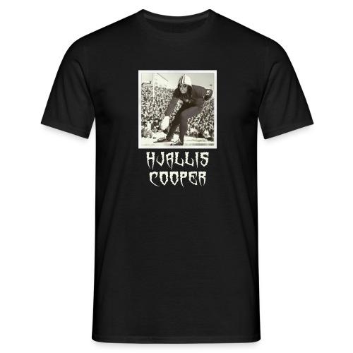 Hjallis Cooper - Men's T-Shirt