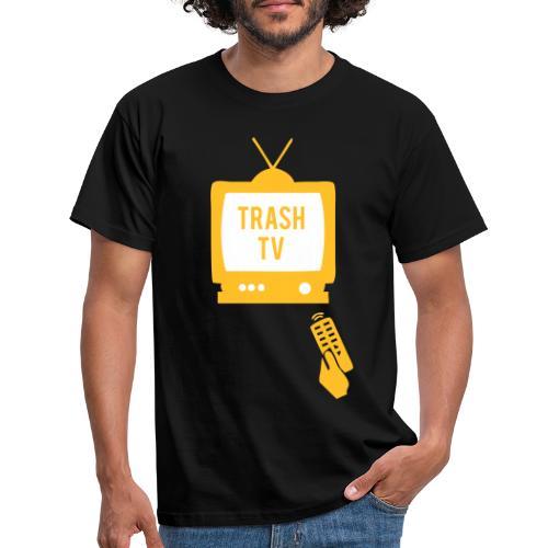 Trash TV - Maglietta da uomo