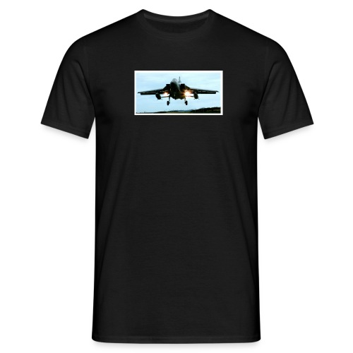 Tornado on finals - Men's T-Shirt