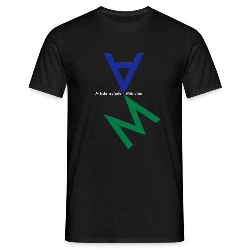 blaugruen w - Männer T-Shirt