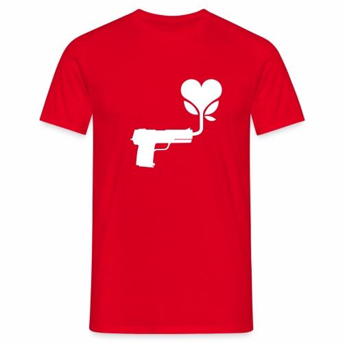 Local Underground logo flat - Men's T-Shirt