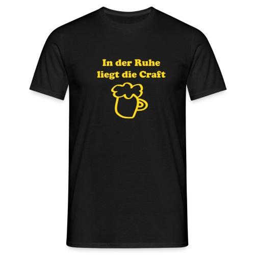Craftbeer - Männer T-Shirt