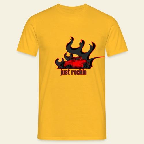 2window just rockin - Herre-T-shirt