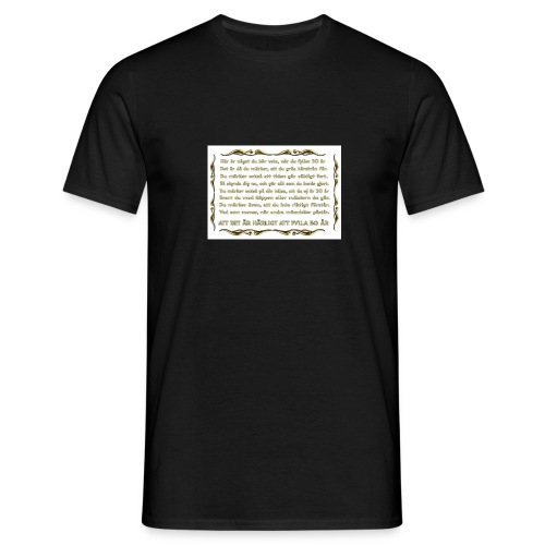 50 år - T-shirt herr