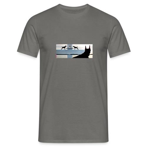 FBtausta - Miesten t-paita