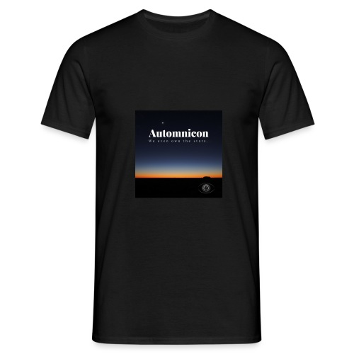 Automnicon. We even own the stars. - Men's T-Shirt