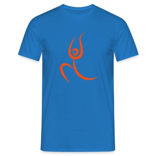 yoga warior - T-shirt Homme