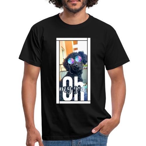 Oh my god, Chloe! - T-shirt herr