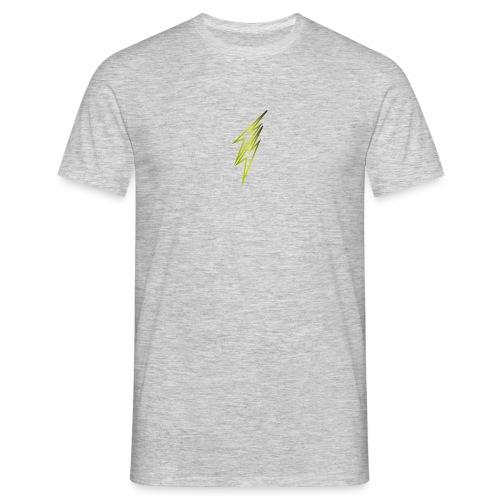 fulmine - Maglietta da uomo