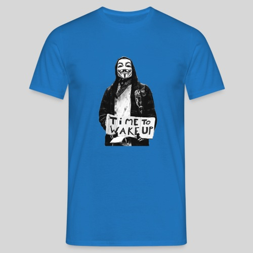 Time to wake up - T-shirt Homme
