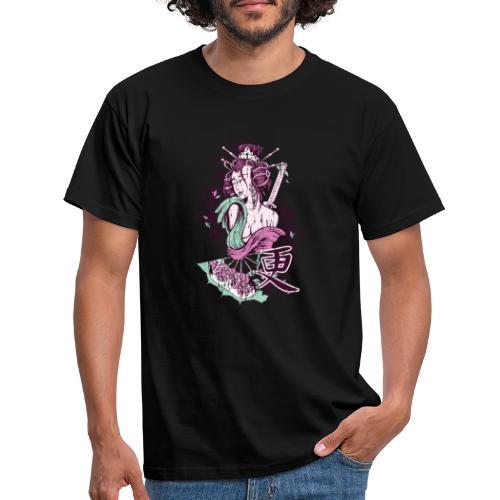 Meerjungfrau - Männer T-Shirt