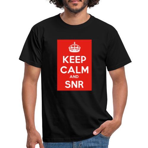 SNR - T-skjorte for menn