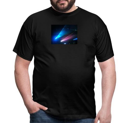 Laser Show - Men's T-Shirt