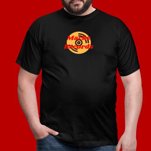 mackerecords merch - T-shirt herr