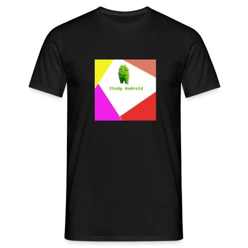 Study Android - Camiseta hombre