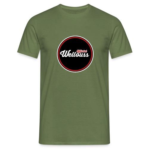 Wellouss Fan T-shirt | Rood - Mannen T-shirt