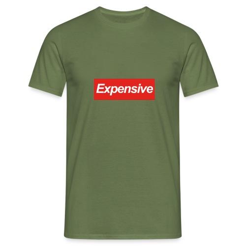 Expensive Shirt - Mannen T-shirt