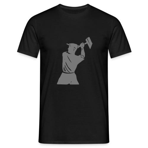 hammermann - Männer T-Shirt