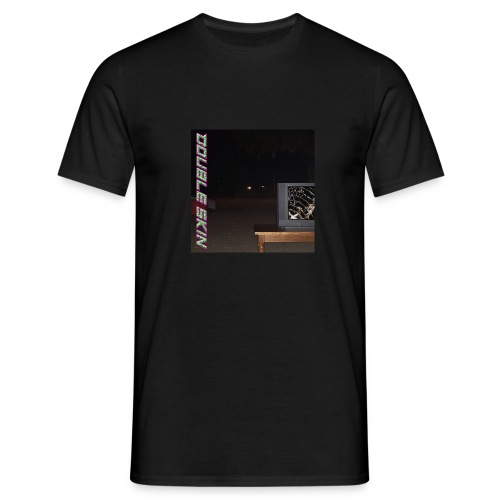 Double skin TV - Mannen T-shirt