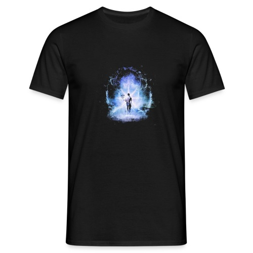 Pfad zur Erleuchtung - Männer T-Shirt