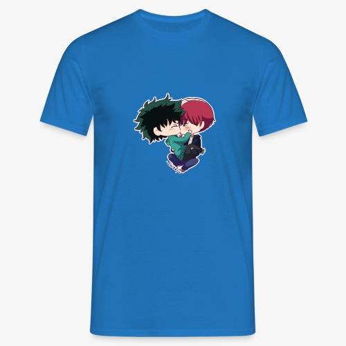 tododeku by dark cruel place - Men's T-Shirt