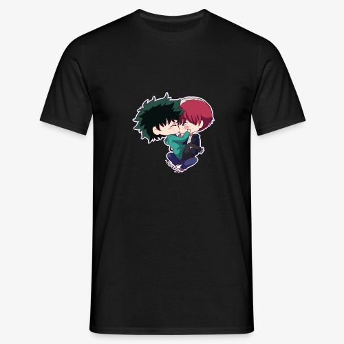 tododeku by dark cruel place - Men's T-Shirt