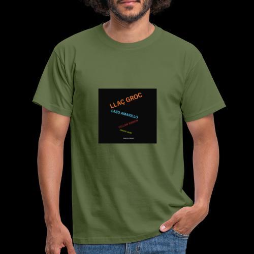 Llac Groc Suggestiu - Camiseta hombre