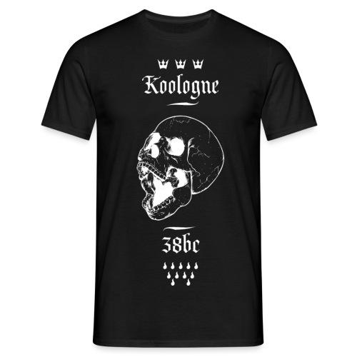 Koologne Skull - Männer T-Shirt