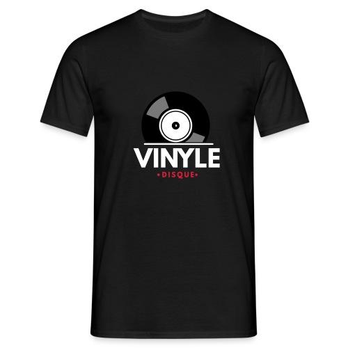 VinyleDisque_1 - Männer T-Shirt