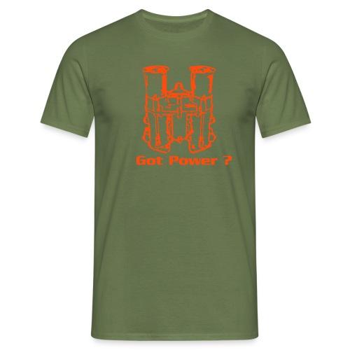 48IDA Got Power - T-shirt Homme