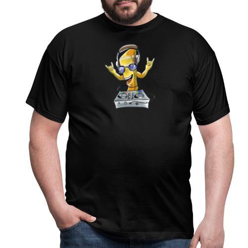 DJ Pommes - Männer T-Shirt