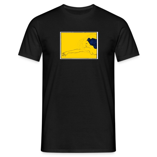 yellow - Men's T-Shirt
