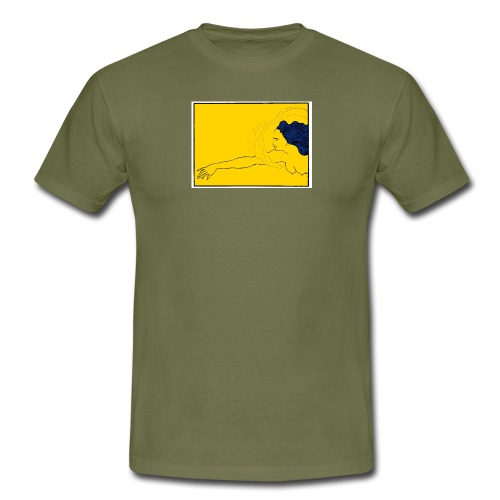 yellow - Men's T-Shirt
