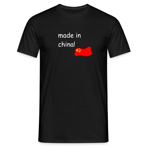 madeinchina - Camiseta hombre