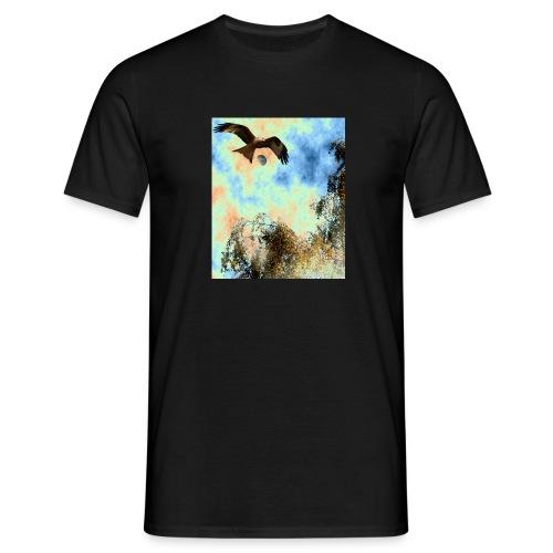 NightKite - Men's T-Shirt