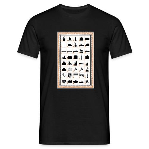 Baukasten - Männer T-Shirt