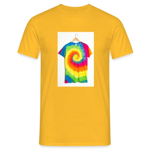 tie die small merch - Men's T-Shirt