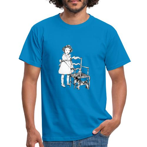 Nelly et sa chaise - T-shirt Homme