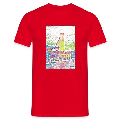 Brindisi - Maglietta da uomo