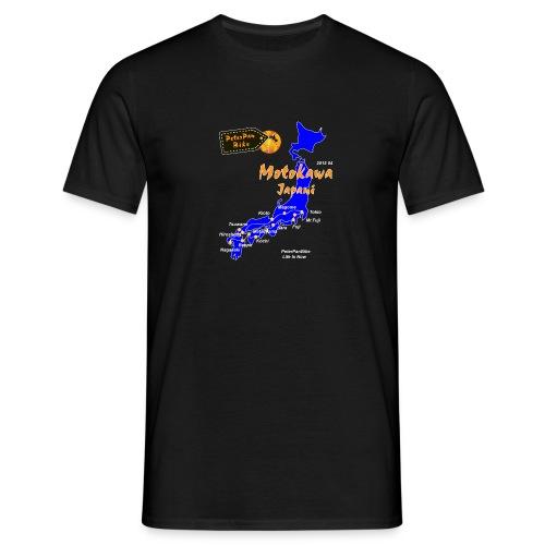 Motokawa-01 - Miesten t-paita