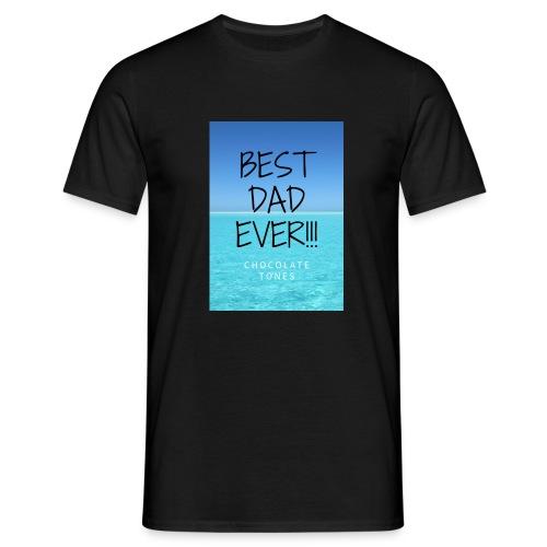 El Mejor papá - Camiseta hombre